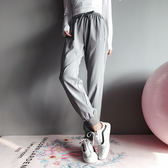 【全館八九折】運動褲女長褲寬鬆收口瑜伽褲速干跑步褲子束腳訓練健身褲