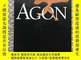 二手書博民逛書店AGON-罕見National Archaeological M
