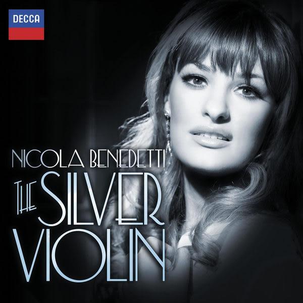 妮可拉班乃德提  銀色小提琴 CD (音樂影片購)