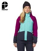 PROTEST 女 機能防水保暖外套 (紫霧色) FAIRBANKS SNOWJACKET