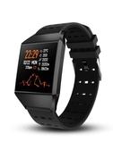 W1C彩屏智能手環運動手錶男女游泳防水多功能計步器測血壓心率記跑