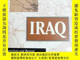 二手書博民逛書店英文原版:Iraq罕見Sanctions and BeyondY367822 Anthony H.Cordes