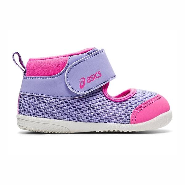 Asics Amphibian First系列 [TUS117-513] 小童鞋 涼鞋 舒適 透氣 亞瑟士 紫 粉紅