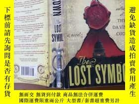 二手書博民逛書店The罕見Lost Symbol(《失落的密符》英文版)Y168
