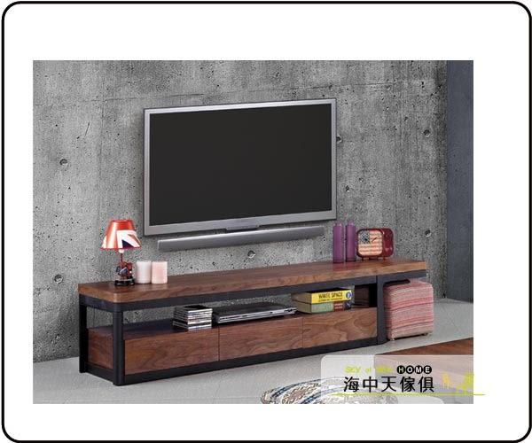 {{ 海中天休閒傢俱廣場 }} F-07 摩登時尚 電視櫃系列 453-2 德克斯6尺電視櫃