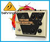 【小麥老師樂器館】Behringer 耳朵牌 VT999 經典電子管過載效果器 效果器 VT-999