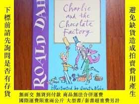 二手書博民逛書店Charlie罕見and the Chocolate Facto