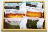 法國甜點禮盒(費南雪6入)