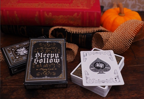【USPCC 撲克】Sleepy Hollow Playing Cards