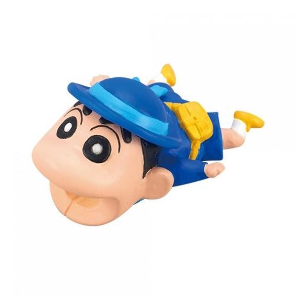 《CABLE BITE 》蠟筆小新 小新 幼稚園制服 / JOYBUS玩具百貨