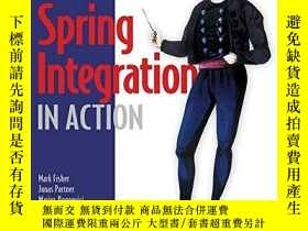 二手書博民逛書店Spring罕見Integration In ActionY255562 Mark Fisher Mannin