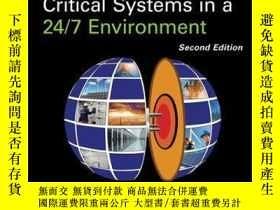 二手書博民逛書店Maintaining罕見Mission Critical Systems in a 24 7 Environme