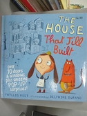 【書寶二手書T5/少年童書_E42】The House That Jill Built_Root, Phyllis/ Durand, Delphine (ILT)