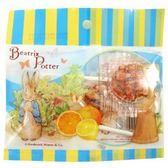 波特小姐橘子檸檬棒棒糖40g【愛買】