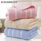 浴巾 金號純棉浴巾 成人大規格 全棉柔軟 強吸水 男女/兒童適用 居優佳品