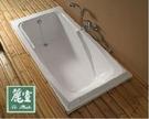 【麗室衛浴】國產壓克力H-206 造型缸造型缸170*80  飯店樣品出清限量一顆