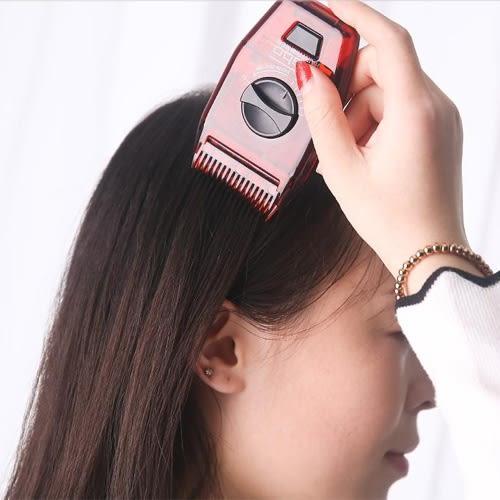【超取499免運】多功能便攜手動頭髮修剪器 梳子 剃頭刀 修剪工具