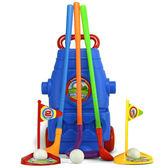 3-6歲兒童室內高爾夫球桿套裝 男孩寶寶戶外健身運動親子互動玩具-享家生活館 IGO