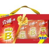 克補鐵禮盒(60+30錠*2組)【愛買】