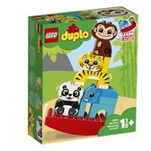 樂高LEGO DUPLO 我的第一套動物疊疊樂 10884 TOYeGO 玩具e哥