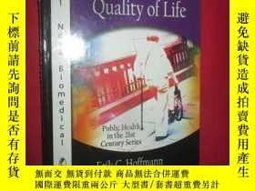 二手書博民逛書店Health-Related罕見Quality of Life