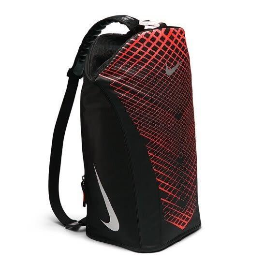 NIKE VAPOR MAX AIR 後背包 手提 側背 氣墊 黑 紅【運動世界】BA5478-060