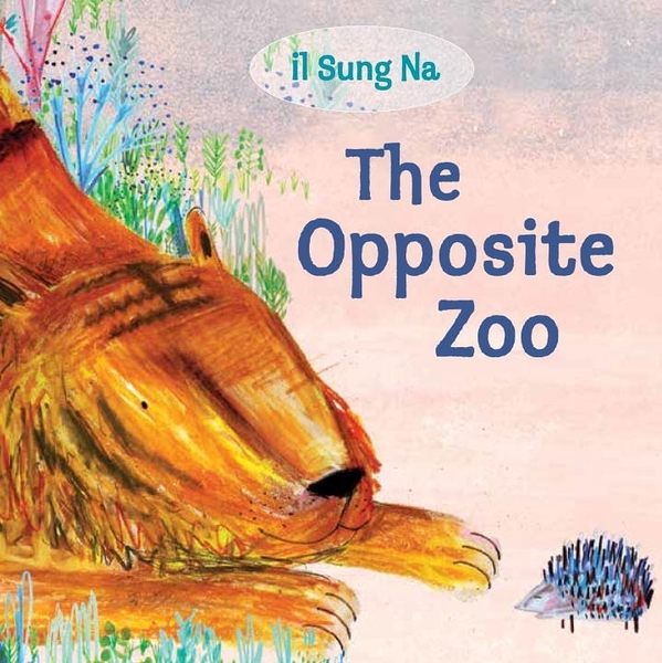 【幼兒認知繪本】THE OPPOSITE ZOO /硬頁書《主題:對比.動物.尋找遊戲》