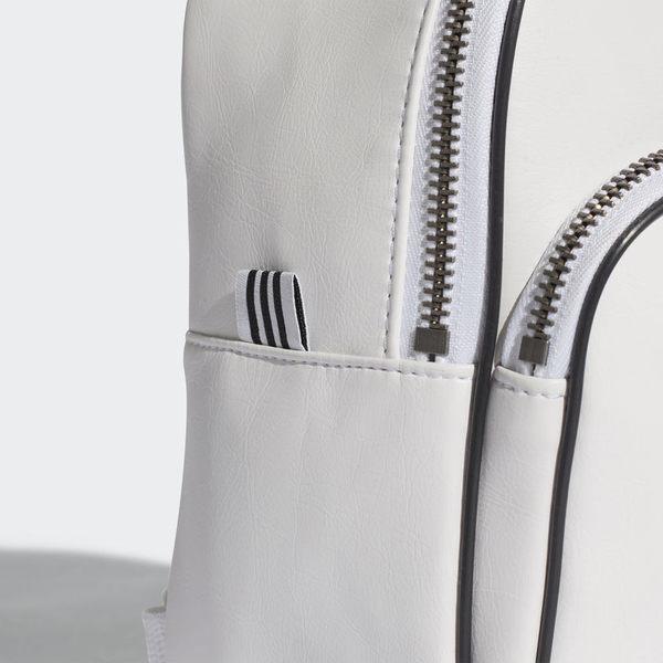 IMPACT Adidas Originals Mini Backpack 白 皮革 迷你 後背包 側背 CD6988