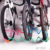 單車配件 自行車鎖山地車鎖防盜密碼鎖鋼絲鋼纜鎖公路車鎖單車配件騎行裝備 igo 第六空間