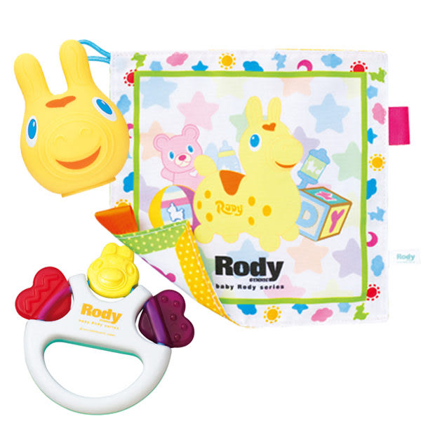 GMP BABY Rody寶寶學習玩具 組合價 ↘ 490元