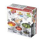 日本進口-KAKUSEE 不鏽鋼調理盆5...
