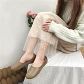 降價兩天 單鞋可愛娃娃鞋 顯瘦平底圓頭單鞋 小皮鞋女 休閒鞋