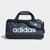 Adidas LINEAR DUFFEL S 藍黑色隨身健身旅行包-NO.GN2035