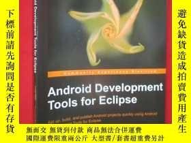 二手書博民逛書店Android罕見Development Tools for E