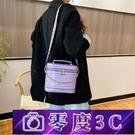 水桶包 冬天小包包女單肩包2020新款潮時尚網紅質感手提水桶包百搭斜挎包 零度3C