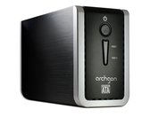 archgon MH-3622RD-U3P USB3.0 2bay磁碟陣列外接盒
