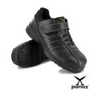 PAMAX 帕瑪斯【休閒型安全鞋】超彈力氣墊止滑安全鞋、後腳跟反光設計-PS8901FEH-男女尺寸4-12