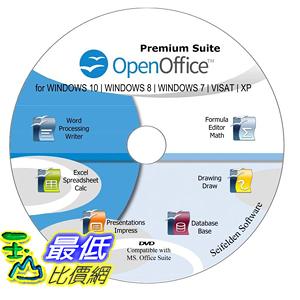 [7美國直購] 2018 amazon 亞馬遜暢銷軟體 Office Suite 2018 Alternative to Microsoft Office Home Student