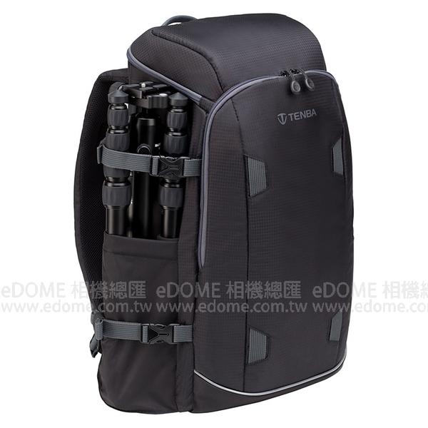 TENBA 天霸 Solstice 20L 黑色 後背相機包 (24期0利率 免運 開年公司貨) 極至後背包 20 筆電包 636-413