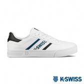 K-SWISS Court Lite Spellout時尚運動鞋-男-白/藍/黑
