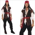 大男海盜裝 萬聖節服裝.聖誕節服裝造形服...