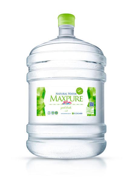 立式元山溫熱飲水機+麥飯石涵氧水12.25公升20桶