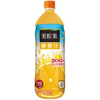 美粒果 柳橙汁 1000ml【康鄰超市】