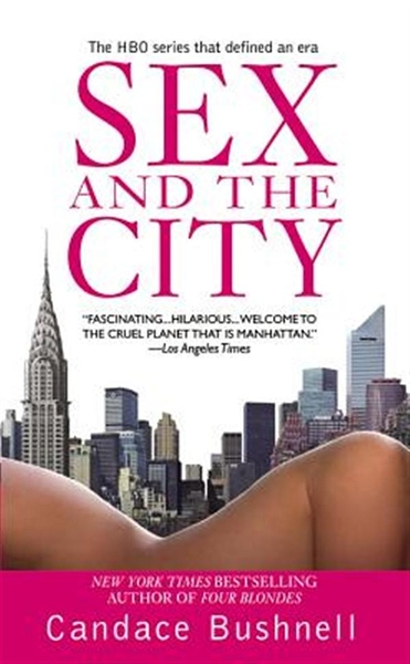 (二手書)Sex and the City(Mass Market Paperback)