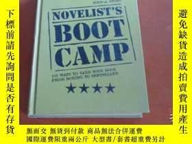 二手書博民逛書店NOVELISTS罕見BOOT CAMP, 101 WAYS TO TAKE YOUR BOOK FROM BOR