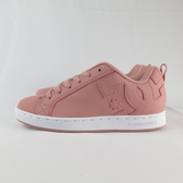 DC COURT GRAFFIK 滑板鞋 休閒鞋 女款 300678ROS 玫瑰粉【iSport愛運動】