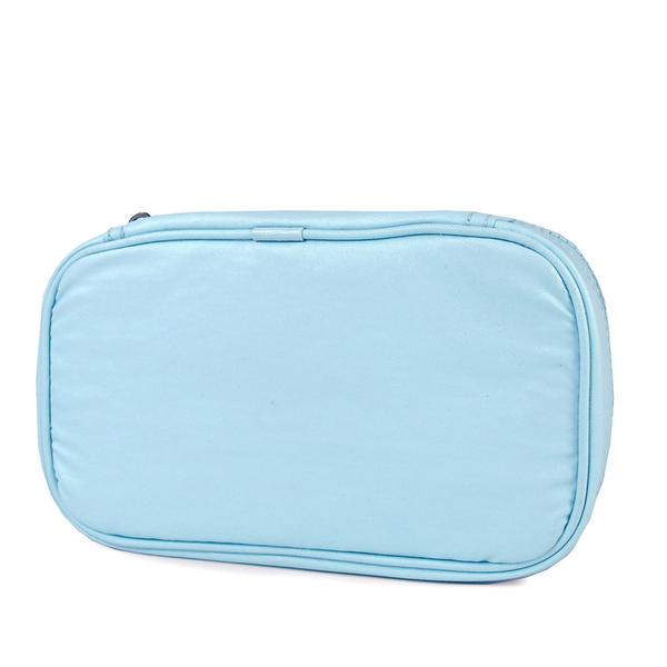 Kipling 50 PENS 素色文具收納盒/化妝包-AC82834DJ