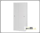 {{ 海中天休閒傢俱廣場 }} B-34 環保塑鋼 衣櫃系列 831-01 2.7尺拉門衣櫥(十一色可選)
