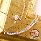 項鍊 裝載珍貴 絢麗項鍊 含開光 臻觀璽世 IS0948