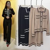 出清388 韓國風復古時尚顯瘦氣質套裝長袖褲裝